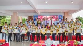 Vĩnh Long: Tuyên dương sinh viên đạt thành tích cao tại Kỳ thi Kỹ năng nghề Quốc gia năm 2020