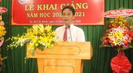 Trường Cao đẳng nghề TP.HCM:  Khai giảng năm học 2020-2021