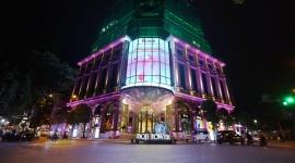 Thắp sáng màu hồng các tòa nhà tại Hà Nội và TP Hồ Chí Minh hưởng ứng chiến dịch truyền thông phòng chống ung thư vú