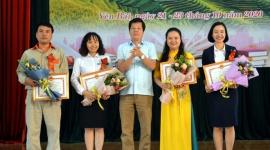 Yên Bái: Nhiều nhà giáo được tôn vinh tại Hội giảng giáo dục nghề nghiệp tỉnh