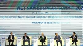 """Hội nghị Thượng đỉnh Kinh doanh Việt Nam 2020: """"Việt Nam số hóa: Chủ động thích ứng để phát triển bền vững"""""""