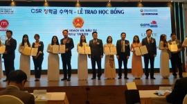 Doanh nghiệp Hàn quốc tặng 100 suất học bổng trị giá 1 tỷ đồng cho sinh viên Việt Nam