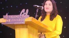 """Giải thưởng """"Vietnam HR Awards"""" lần thứ IV năm 2020: Vinh danh lãnh đạo nhân sự có chiến lược xuất sắc"""
