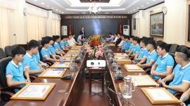 Trường Cao đẳng Cơ điện Hà Nội tuyên dương các sinh viên đạt giải các Kỳ thi Kỹ năng nghề