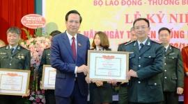 Từng bước khẳng định vai trò và vị thế của Thanh tra chuyên ngành  An toàn, vệ sinh lao động
