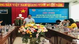 Bổ nhiệm chức vụ Giám đốc Sở Lao động –Thương binh và Xã hội tỉnh Quảng Trị