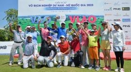 Giải thưởng VGA Awards 2020 - Kỷ nguyên mới, vì sự nghiệp golf trẻ