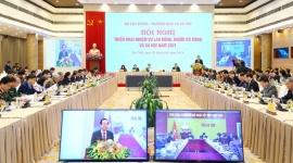 Bộ Lao động-Thương binh và Xã hội triển khai nhiệm vụ năm 2021