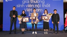 """Tọa đàm """"Bản sắc Việt trong thiết kế nội thất' và Trao giải thưởng Sinh viên nội thất Việt Nam - ISA 2020"""