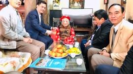 Xuân ấm đến với gia đình chính sách, hộ nghèo trên địa bàn huyện Thanh Trì