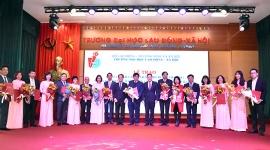 Đại học LĐXH thành lập Hội đồng Trường và khánh thành Công trình chào mừng Đại hội Đảng toàn quốc lần thứ XIII