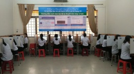 Trường Cao đẳng nghề Công nghệ Đồng Nai: Ứng dụng công nghệ thông tin trong tổ chức thi trắc nghiệm trên máy tính