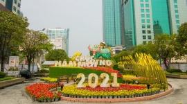 Số hóa Đường hoa Nguyễn Huệ 2021 mang lại những trải nghiệm mới mẻ và độc đáo cho người dân