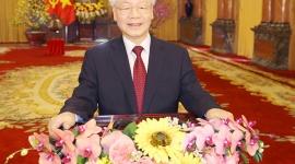 Tổng Bí thư, Chủ tịch nước Nguyễn Phú Trọng chúc Tết Tân Sửu – 2021