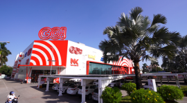 Tái định vị thương hiệu chuỗi siêu thị BigC được đổi tên thành Top Market và GO!