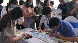 Thái Nguyên: Thị trường lao động việc làm đang sôi động trở lại