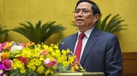 Đồng chí Phạm Minh Chính được Quốc hội bầu giữ chức vụ Thủ tướng Chính phủ