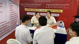 """Trường Trung cấp Việt Hàn mang ngành """"HOT"""" đến ngày hội tuyển sinh 2021"""