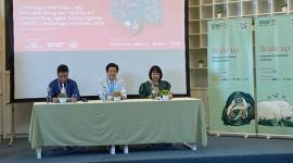 Công bố Chương trình Thúc đẩy Đổi mới sáng tạo và Đầu tư trong Công nghệ Nông nghiệp