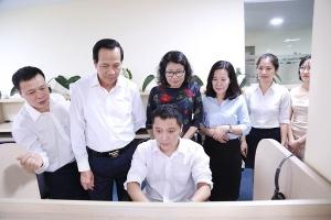 Bộ trưởng Bộ LĐTB&XH làm việc với Bảo hiểm xã hội Việt Nam