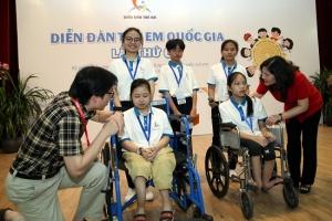 Diễn đàn trẻ em Quốc gia lần thứ 6