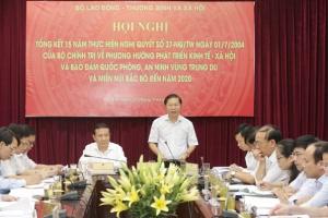 Sức sống mới sau 15 năm thực hiện Nghị quyết số 37/NQTW