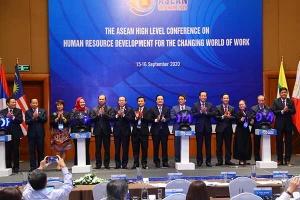 ASEAN phát triển nguồn nhân lực cho thế giới công việc đang thay đổi