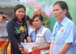 Hà Nội: Nhiều hoạt động chăm lo cho người lao động trong Tháng Công nhân 2017