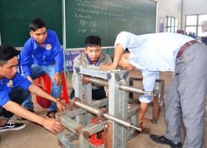 Nhìn lại 7 năm thực hiện Đề án đào tạo nghề cho lao động nông thôn  ở Đắk Lắk