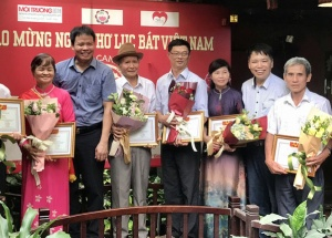 Ngày hội độc đáo mang tên Lục Bát Việt Nam