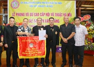 Võ sư cao cấp Nguyễn Văn Thắng – Nhờ võ thuật bén duyên với điện ảnh
