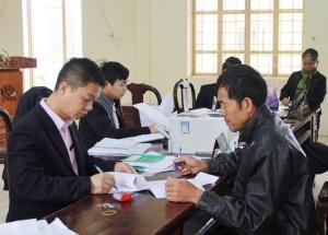 Huyện Bình Xuyên nỗ lực giải quyết việc làm cho người lao động
