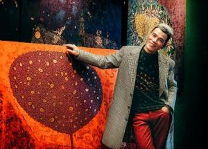 Nhà thiết kế Nguyễn Tiến Lợi tinh tế pha trộn nhiều gam màu trong bộ ảnh mới