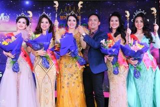 Thanh tra xây dựng tài sắc đăng quang Hoa hậu Thế giới doanh nhân 2019