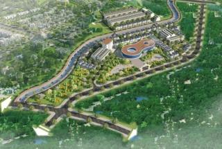 """Thành phố Sông Công - """"Vươn cao đô thị một vùng trời"""""""