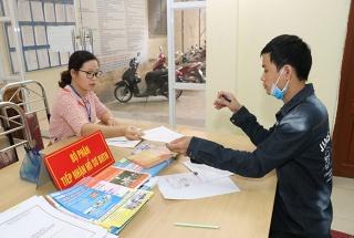 Hà Giang ưu tiên người lao động đăng ký trợ cấp thất nghiệp