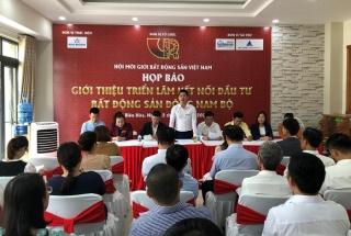 Triển lãm kết nối đầu tư Đông Nam Bộ: Cơ hội quảng bá, mở bán dự án tới hàng ngàn người