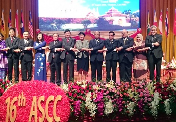 Deputy Minister Dao Hong Lan attended the 16th ASCC