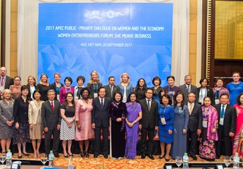 UN Women urges action to facilitate progress on women's entrepreneurship at APEC 2017