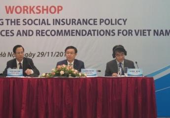 Lộ trình cải cách chính sách BHXH phải gắn với khả năng phát triển của nền kinh tế và ngân sách Nhà nước