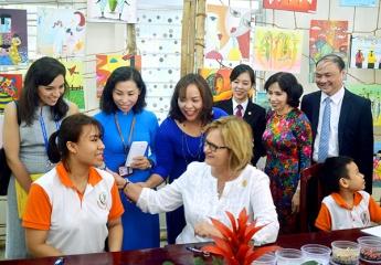 Các hoạt động tiêu biểu của Trung tâm Công tác xã hội Đà Nẵng năm 2017