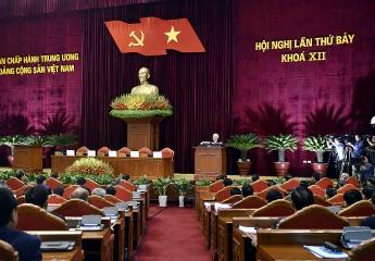Hội nghị Trung ương 7 thống nhất ban hành Nghị quyết về cải cách chính sách tiền lương và cải cách chính sách BHXH