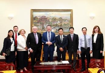 Việt Nam – Australia: Tăng cường hợp tác trong lĩnh vực giáo dục nghề nghiệp