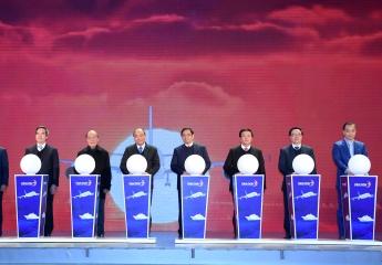 Thủ tướng Nguyễn Xuân Phúc dự lễ khánh thành 3 công trình trị giá 20 nghìn tỷ đồng tại Quảng Ninh