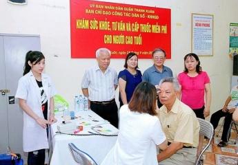Hà Nội: Tăng cường các dịch vụ công tác xã hội với người cao tuổi