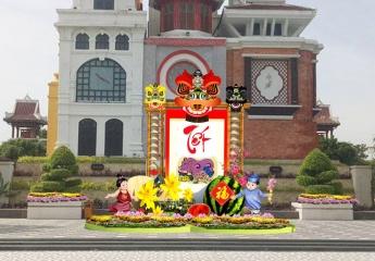 Tái hiện ký ức Tết xưa tại công viên văn hóa giải trí lớn nhất Đà Nẵng