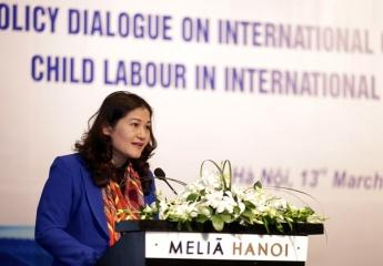 MoLISA, ILO hold policy dialogue on child labor