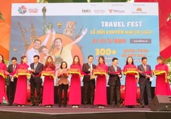 Khai mạc Lễ hội khuyến mại du lịch Travel Fest 2019
