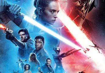 """Hồi kết của Star Wars là """"bữa tiệc ánh sáng"""" vô cùng hoành tráng và công phu"""