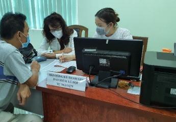 BHXH Khánh Hòa: Chủ động vượt qua khó khăn trước dịch bệnh Covid-19
